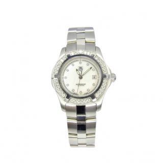 Tag Heuer WN131J-0 Diamond Aquaracer Watch