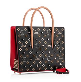Christian Louboutin Studded Paloma Tote Bag