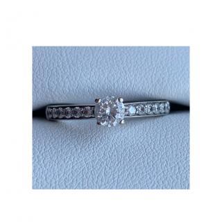 Leo Diamond 18ct White Gold Diamond Ring