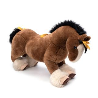 Hermes Hermy the Horse Small Plush Collectable Toy Horse