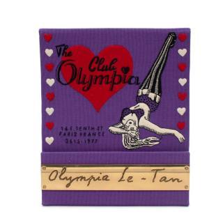 Olympia le Tan Women's Club Olympia Matchbook Clutch
