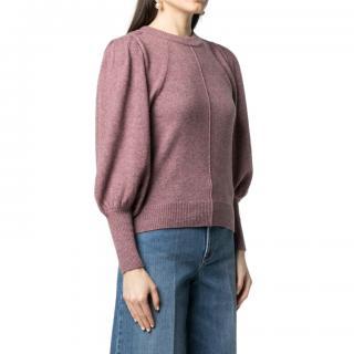 Ba&Sh yak & wool knit lady jumper