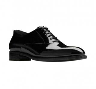 Saint Laurent Patent Leather Black Oxfords