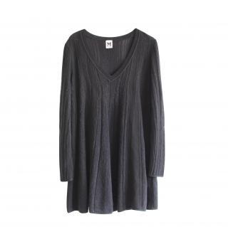Missoni Black Wool Blend Dress