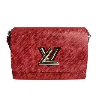 Louis Vuitton Epi Leather Twist MM Chain Bag