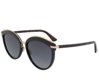 Dior Black Offset 2 Sunglasses