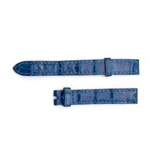 Chopard Navy Blue Alligator Leather Watch Strap