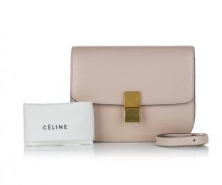 Celine Classic Box Leather Crossbody Bag