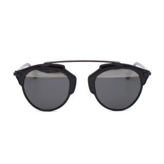 Dior Black Matte DiorSoReal Sunglasses