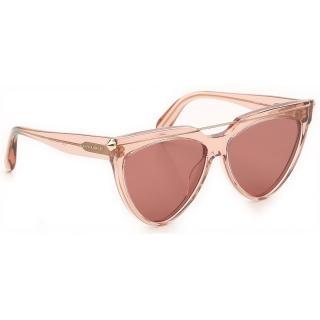 Alexander McQueen Pink AM0087S Sunglasses