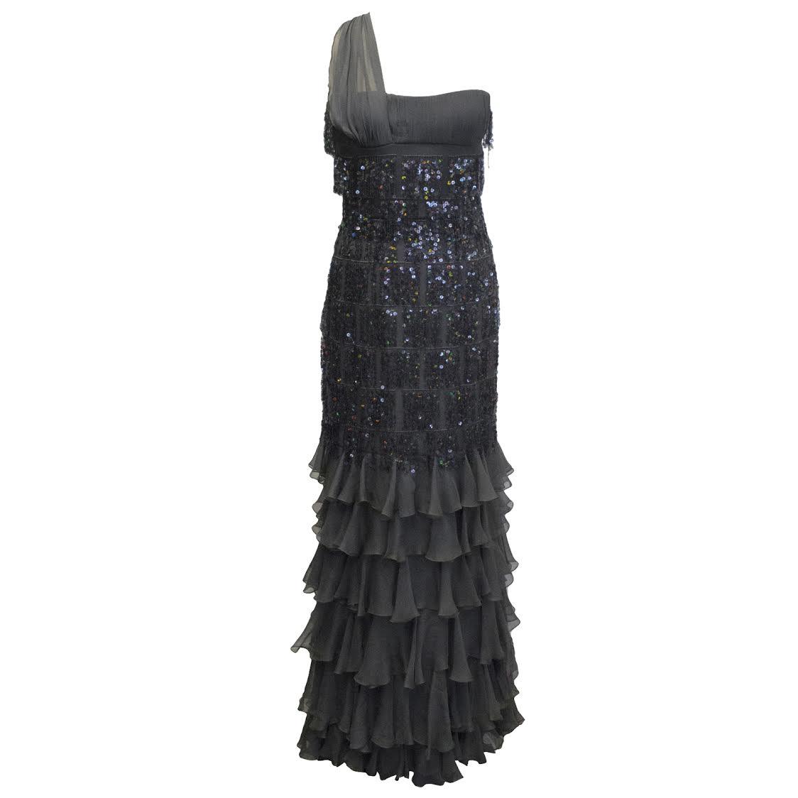 Jacques azagury dresses