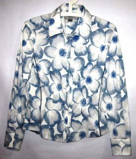 Sportmax Floral Long Sleeve Shirt
