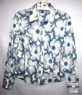 Sportmax Floral Long Sleeve Shirt