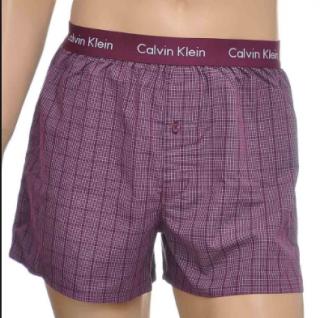 Calvin Klein Marley plaid boxers