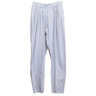 Ksubi soft denim trousers