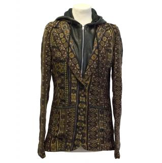 Tolani ikat print Carabella jacket