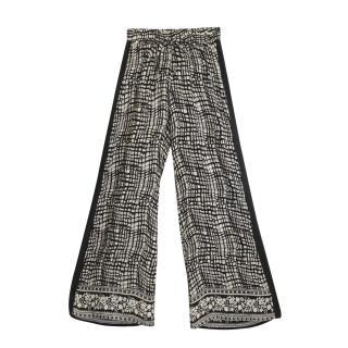 Tolani silk Aria trousers