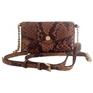 4a4eae87654b Michael Kors very small shoulder bag phone carrier