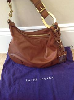 Ralph Lauren Purple Label Equestrian Bag