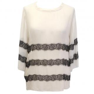 Malene Birger silk blouse