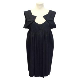 Miu Miu navy dress