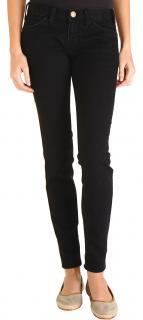Current Elliot black Skinny Engine jeans