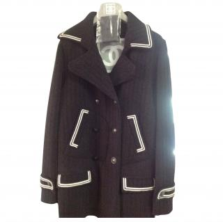 Chanel wool coat