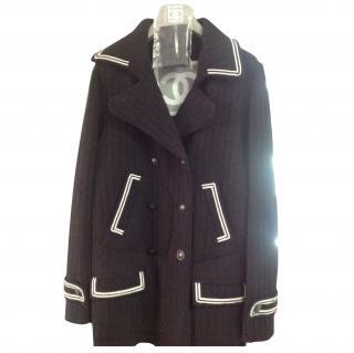 Chanel wool coat