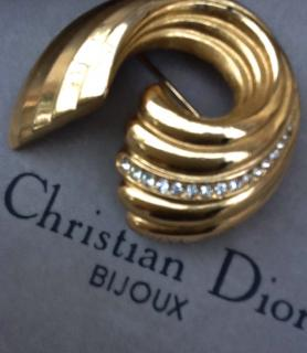 Christian Dior Haute Couture Vintage Pin/Brooch
