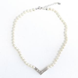 Misaki pearl necklace