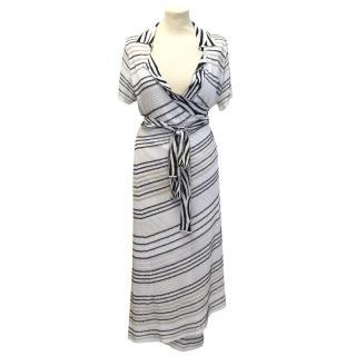 Marina Rinaldi wrap around dress