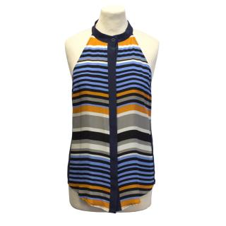 Harlyn striped top