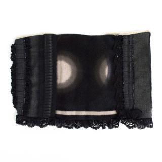 Tricot Chic lace half corset
