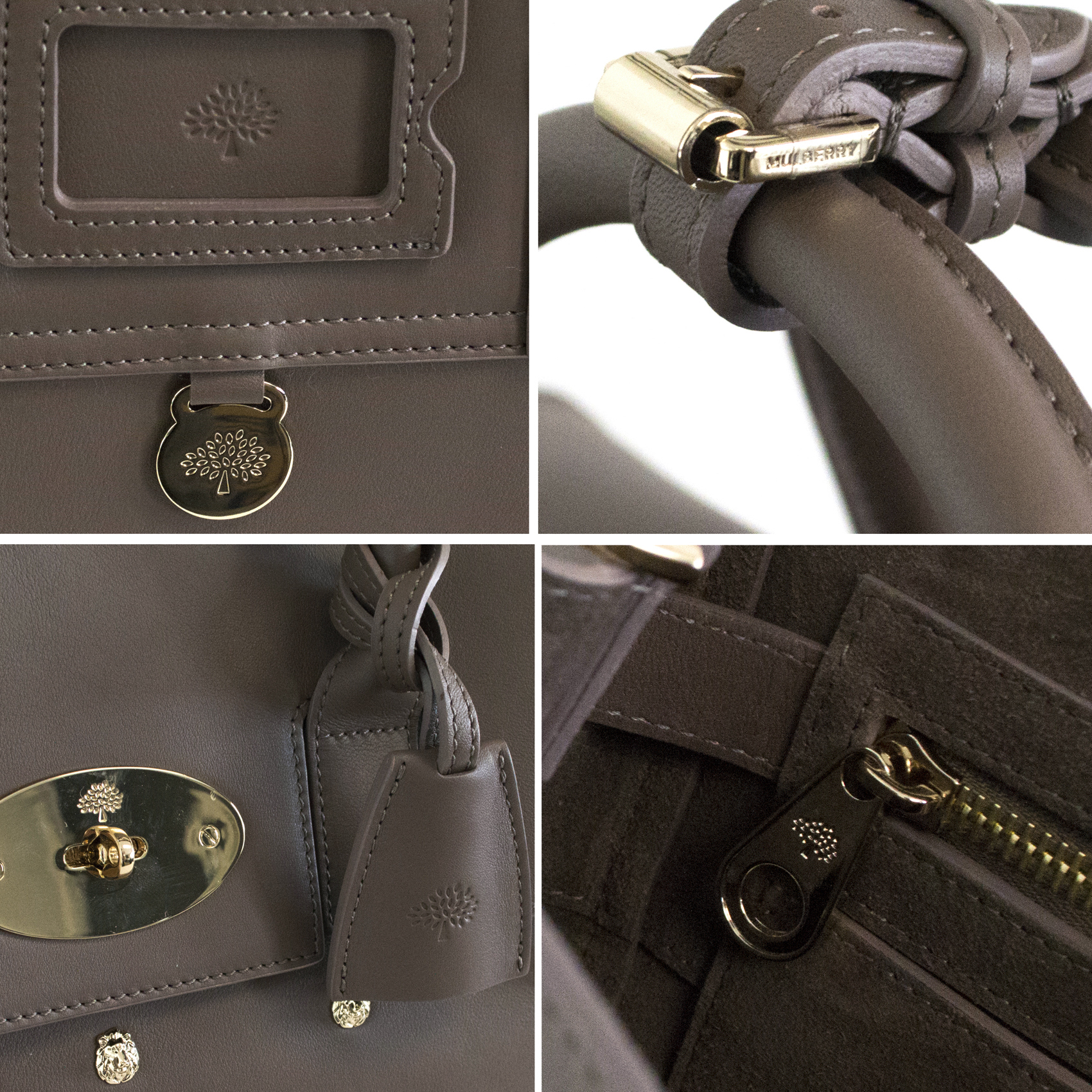 68b233973b Mulberry Cara Delevingne bag with lion rivets - Unique. 21. 12345678910