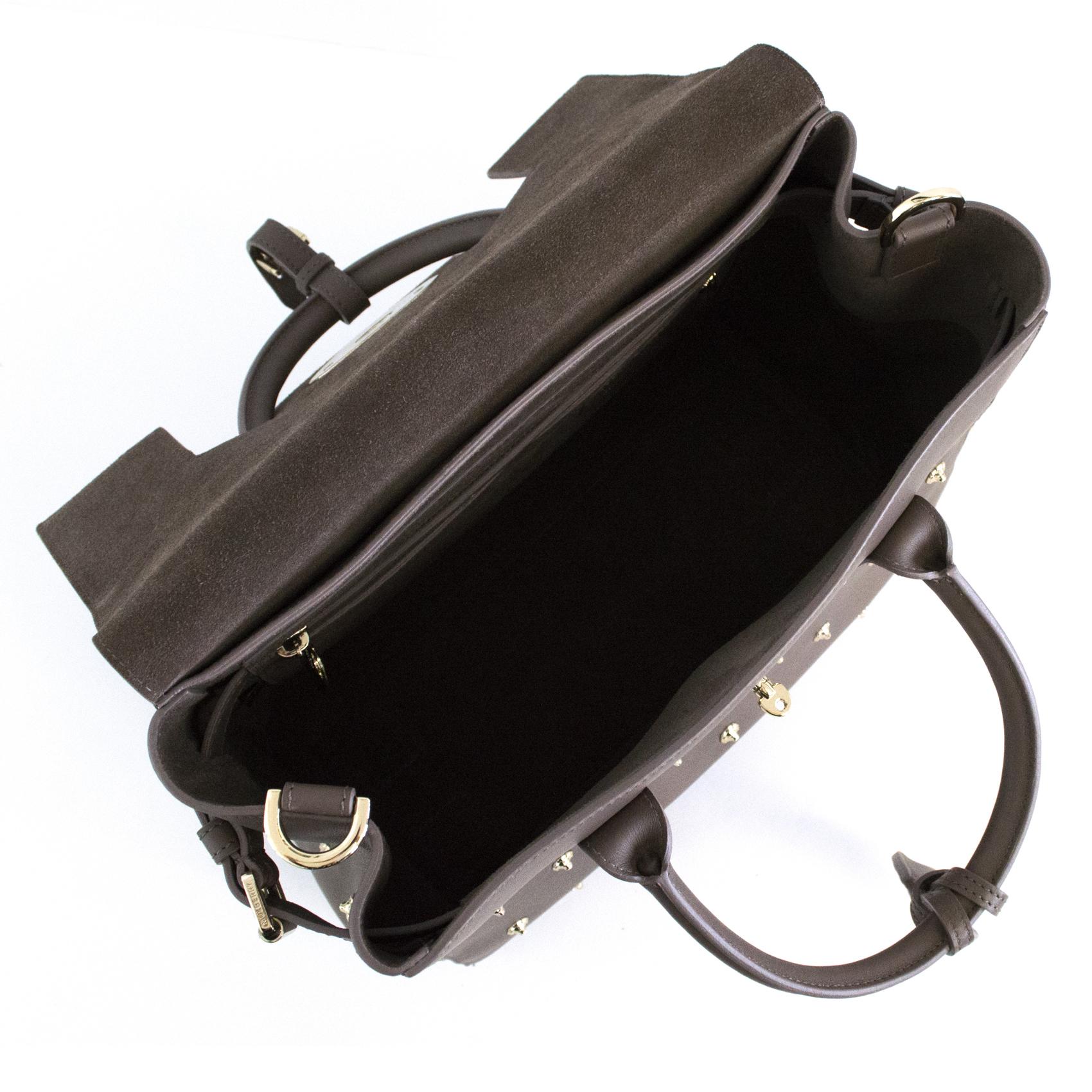 Mulberry Cara Delevingne bag with lion rivets - Unique. 21. 12345678910 0a6a3d57fdbb7