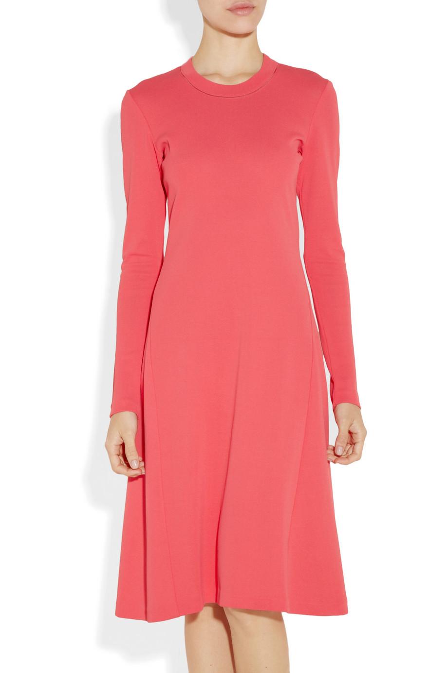 Calvin Klein Collection Felicia jersey dress
