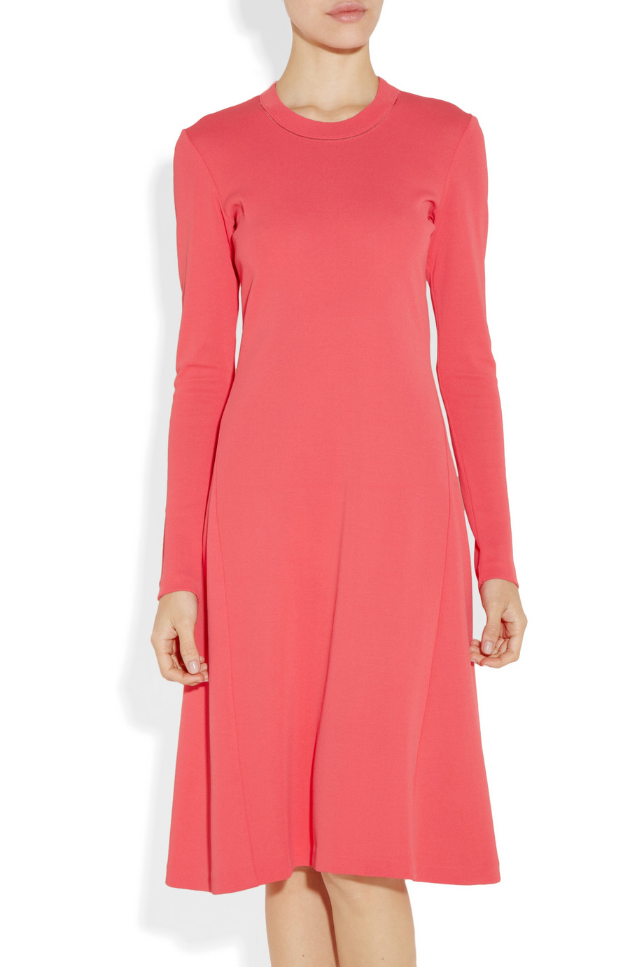 Calvin Klein Collection Felicia jersey dress