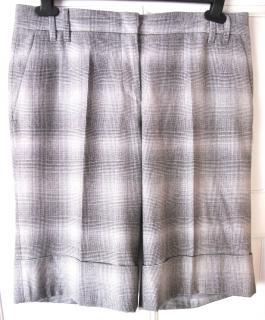Marc Cain wool tweed shorts UK12 - EU 40 - US 8