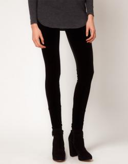 New LNA velvet leggings