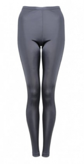 Alexander McQueen Grey Leggings NEW with tags