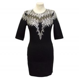 Prey of London black dress