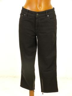 PRADA Black Capri Jeans