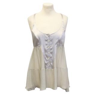 Etro silk top