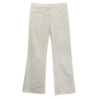 Miu Miu Beige Trouser