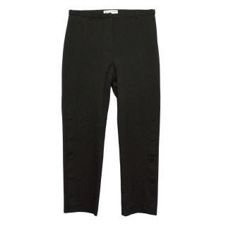 Dolce & Gabbana black trousers