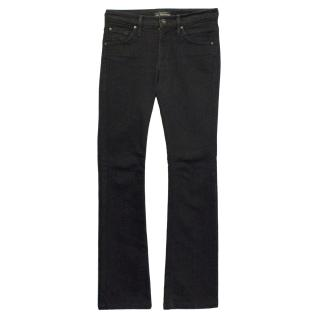 James Jeans black skinny jeans