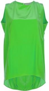 SPORTMAX Silk Sleeveless Blouse NEW