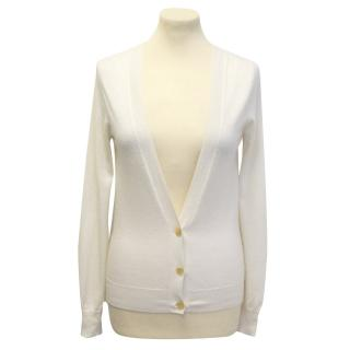 TSE cream cashmere cardigan  UNWORN