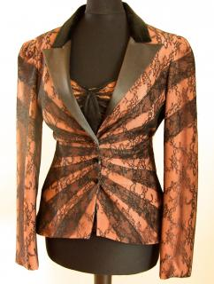 La Perla Bodice Top and Jacket