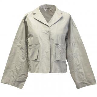 Miu Miu Oversized Cropped Jacket
